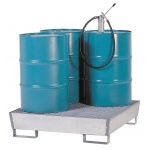 Sump Pallets, Containers