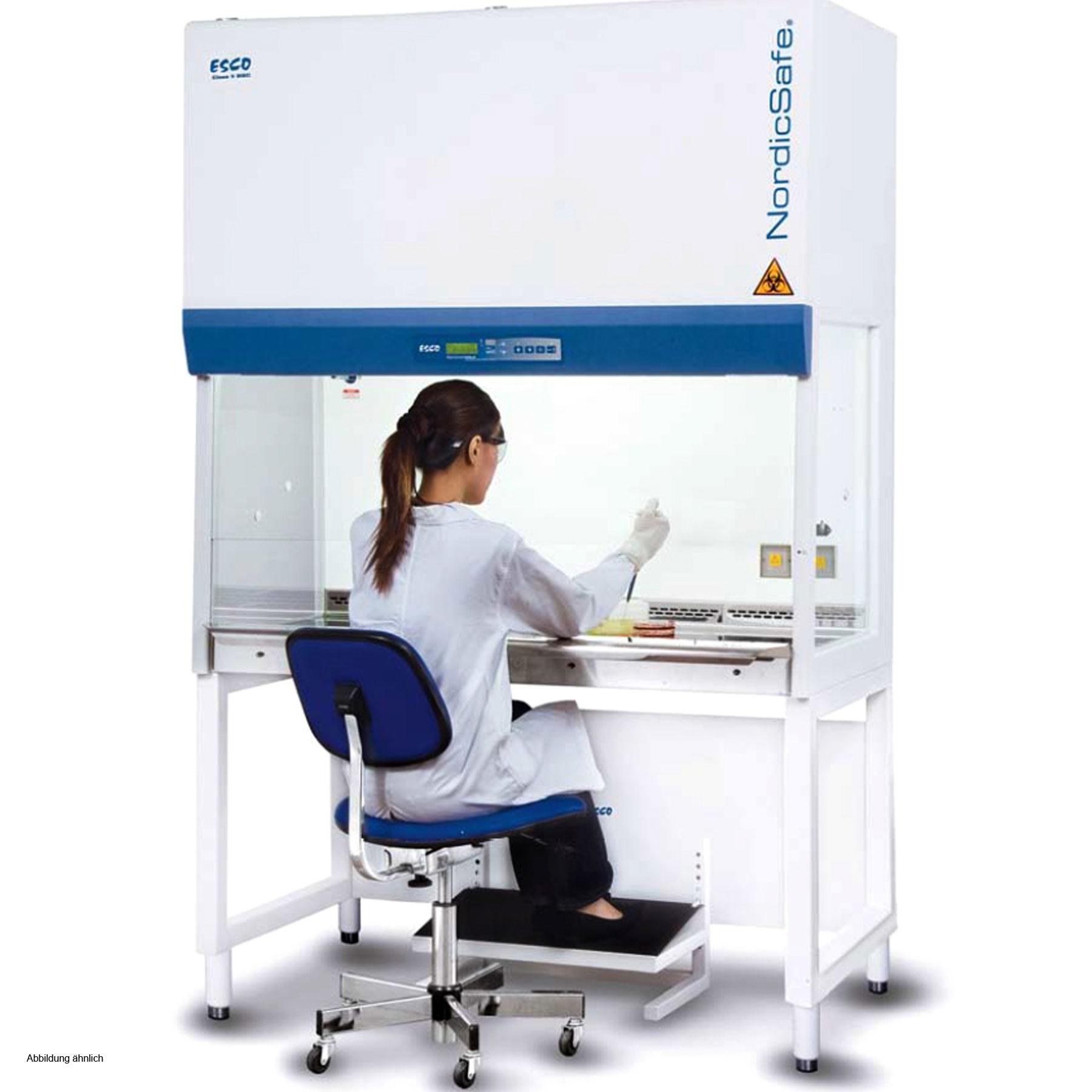 Labormöbel - Abzüge und Werkbänke