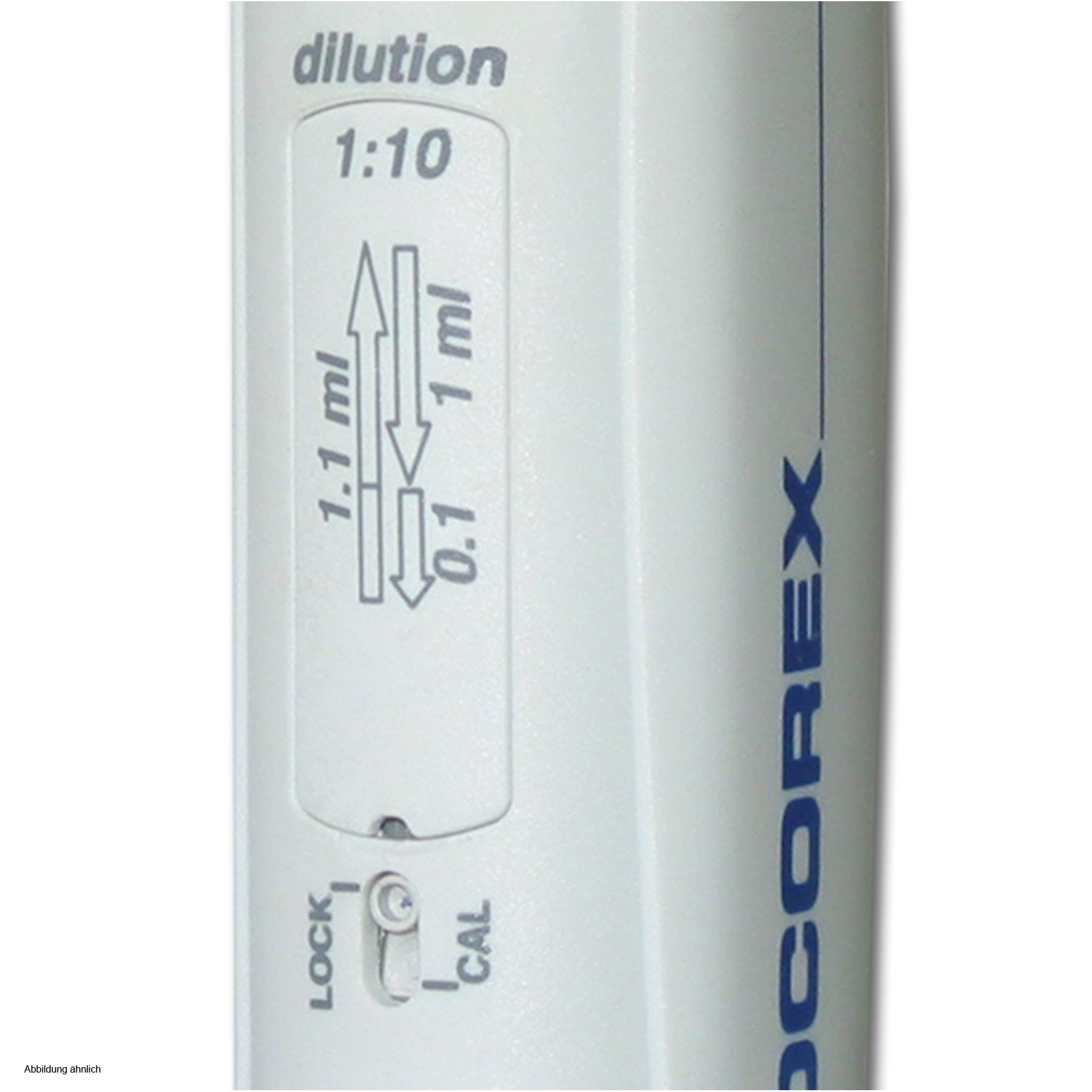 Socorex Acura® Manual 810 Mikropipette F. Verdünnungen, 229,90