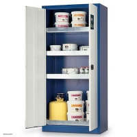 cabinet with drawers and shelves asecos environmental cabinet e classic 95 cm height 140 13085