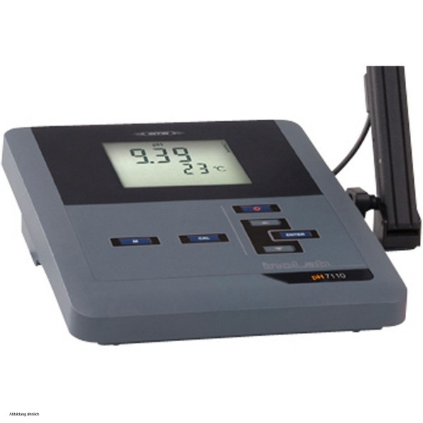 Ph Meter Lab : Wtw lab ph meter inolab