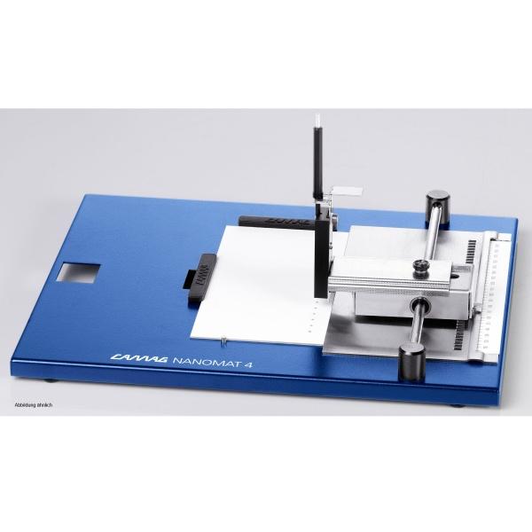 Camag nanomat 4 complete for Ca mag