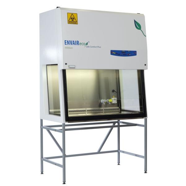 ENVAIR Safety Cabinet Eco Safe Comfort Plus Class II