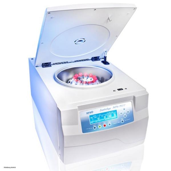 Mpw 352r Refrigerated Laboratory Centrifuge