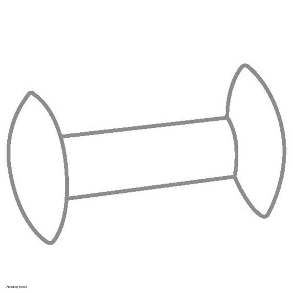 Magnetstäbchen IKAFLON® Knochen , 45,00 €